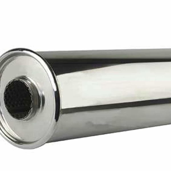 Stainless Steel Spun Silencer